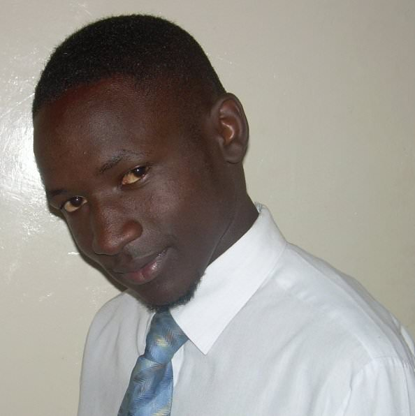 Campus Crusade for Christ - Maurice Agunda of Kenya