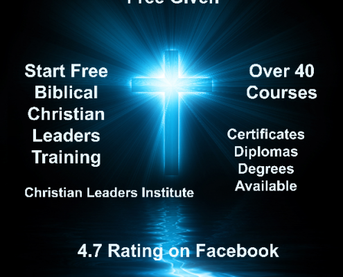 Free Ministry Training