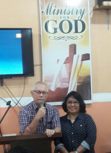 """We support CLI because it helped me be prepared to preach and teach in our mission work in the Philippines. Without CLI it would have been unaffordable., this we pay it forward to help others have that same opportunity."" -Donald & Dolly H."