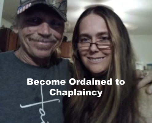 Become a chaplain