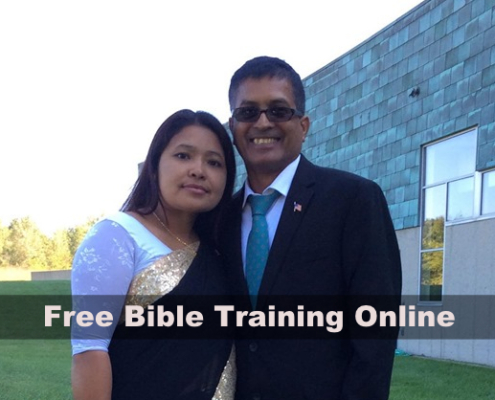 Free Bible Training Online