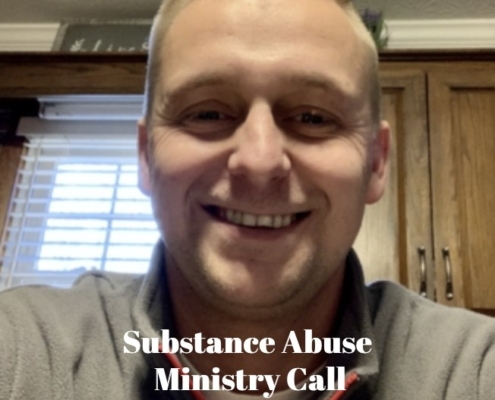Substance Abuse Ministry Call