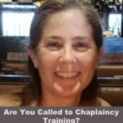 Call to Chaplaincy Training