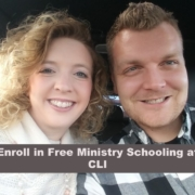 Enroll in Free Ministry Schooling