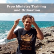 Free Ministry Training and Ordination