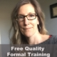 Free Quality Formal Training