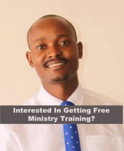Getting Free Ministry Training