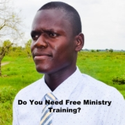 Journey to Free Ministry Training