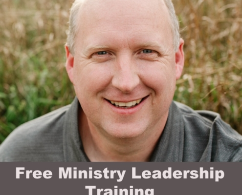 Free Ministry Leadership Training