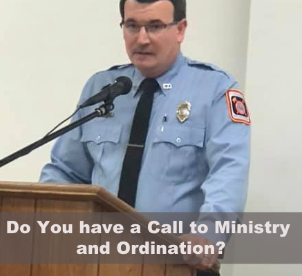 Call to Ministry and Ordination