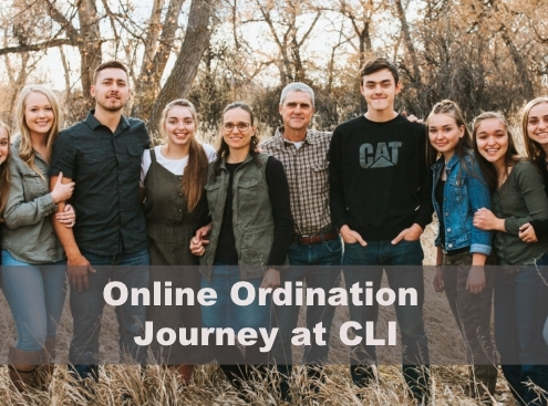 Ordination Journey