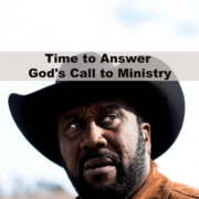 Answer God's Call to Ministry