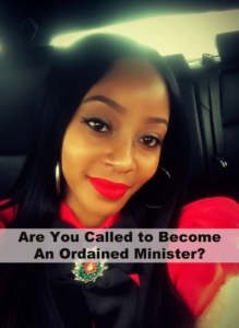 Become an Ordained Minister