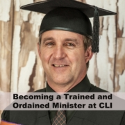 A Trained and Ordained Minister