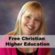 Free Christian Higher Education