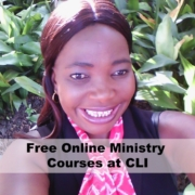 Online Ministry Courses