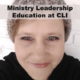 Ministry Leadership Education