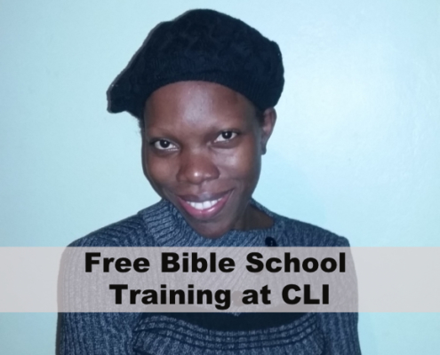 Bible School Training