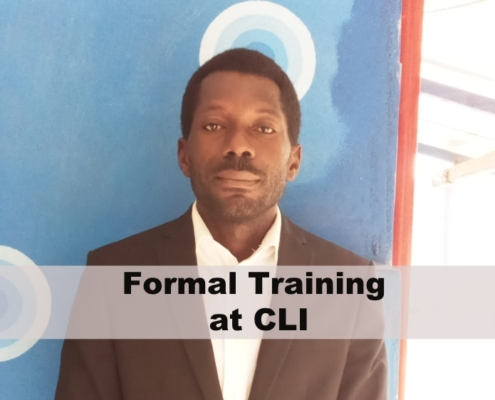 Formal Training at CLI