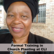 Formal Training in Church Planting