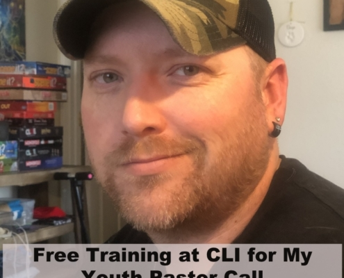 Free Training for Youth Pastor