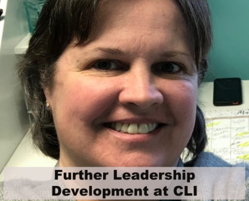 Further Leadership Development