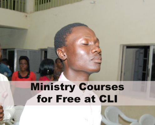 Ministry Courses for Free