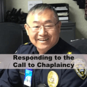 REsponding to the call to Chaplaincy