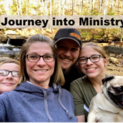 Journey into ministry