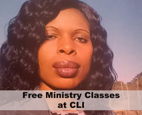 Free Ministry Classes at CLI