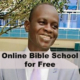 Online Bible School for Free
