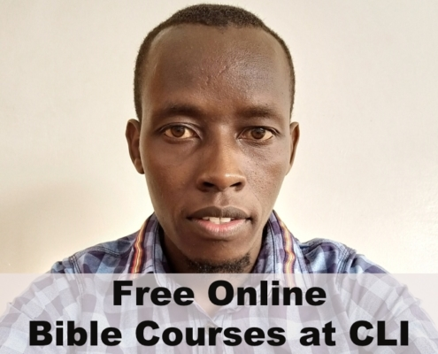 Free Online Bible Courses