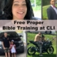Free Proper Bible Training