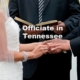 Officiate a Wedding in Tennessee as Clergy