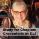 Study for Chaplain Credentials