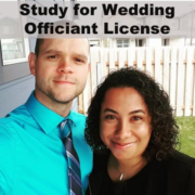 Wedding Officiant License