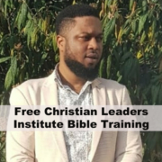 Free Christian Leaders Institute training