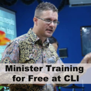 Minister Training for Free