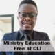 Ministry Education at CLI