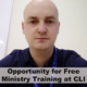 Opportunity for Ministry Training