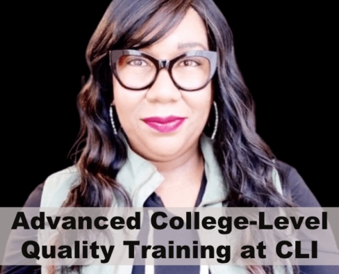 Advanced College-Level Quality Training