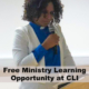 Free Ministry Learning