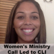 Women's Ministry Call